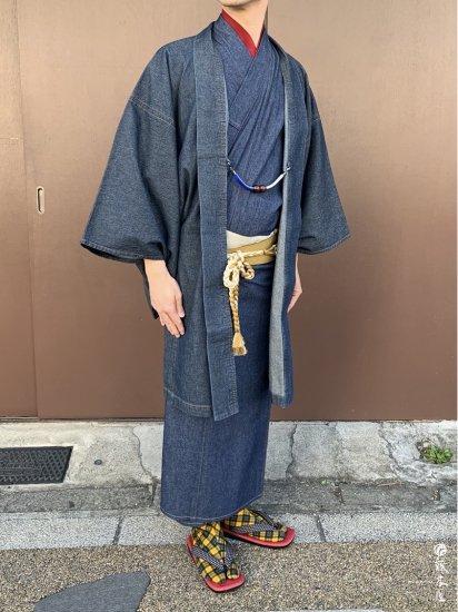 お求めやすい価格の既製品の男着物やメンズ浴衣を実店舗およびネットショップでご用意しております!【東京・上野 / 男着物&メンズ浴衣&レディース浴衣&甚平&作務衣&半纏専門店『藤木屋』】
